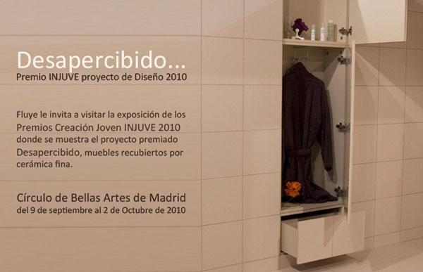 Invitación Exposición Premios INJUVE 2010