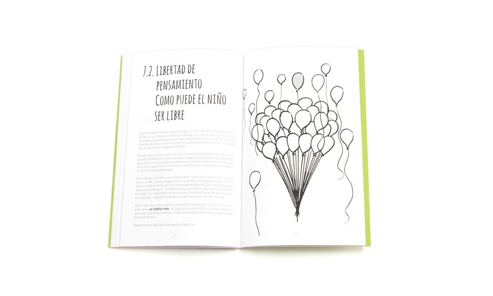 Niños exploradores, niños creativos. Guzmán López